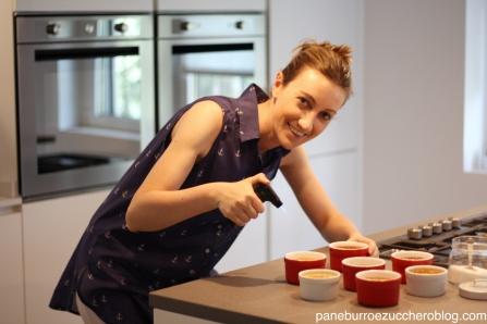 Miriam in cucina