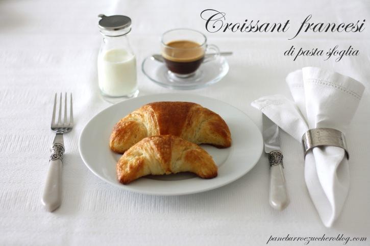 Croissant titolo