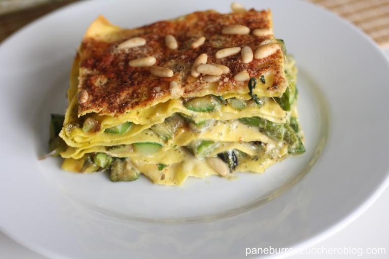 Lasagna 8