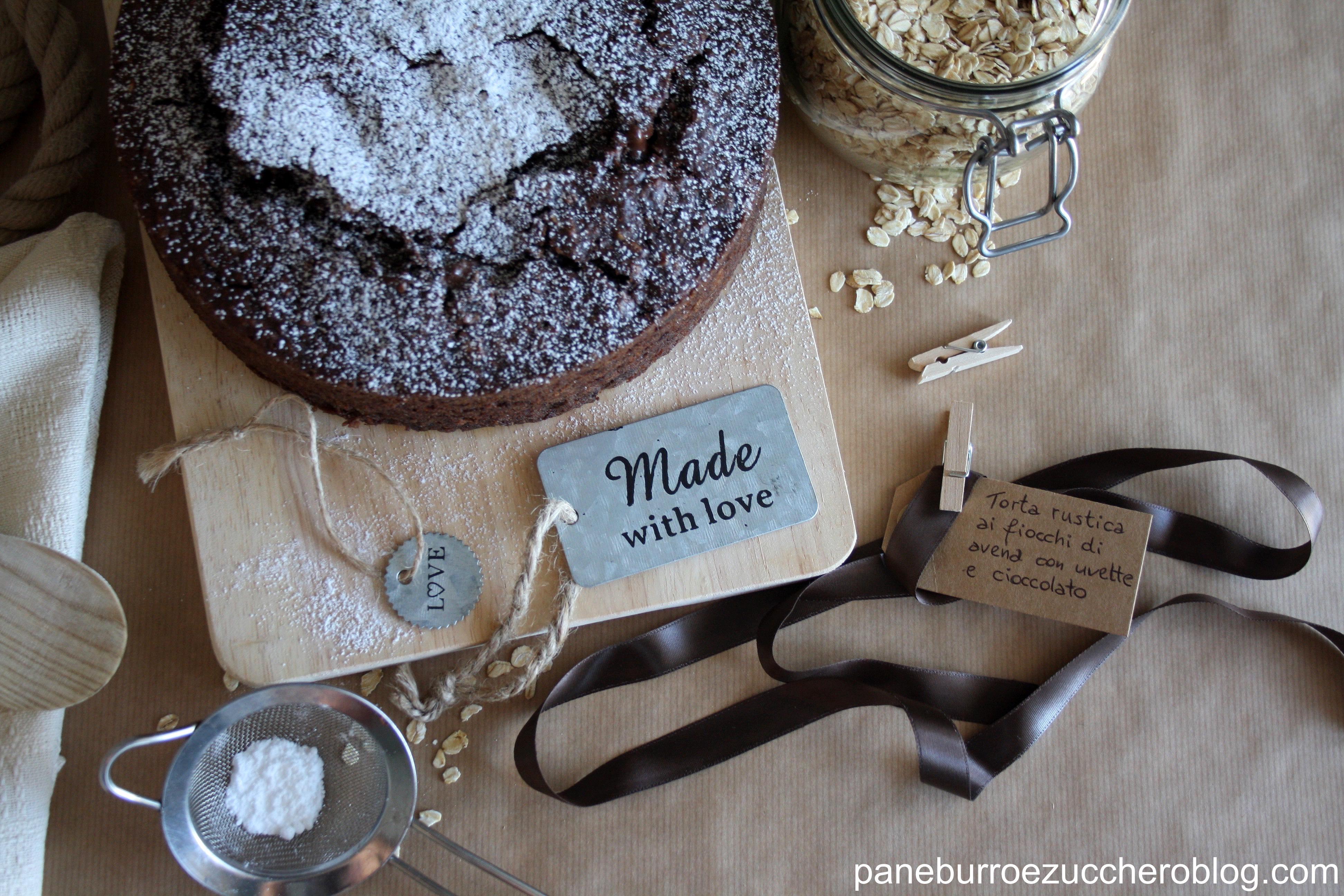 torta avena