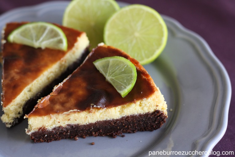 lime cheesecake 1