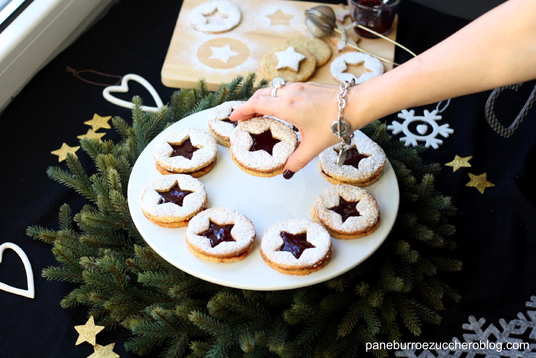 linzer cookies 4
