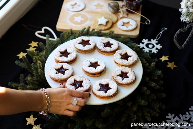 linzer cookies 5