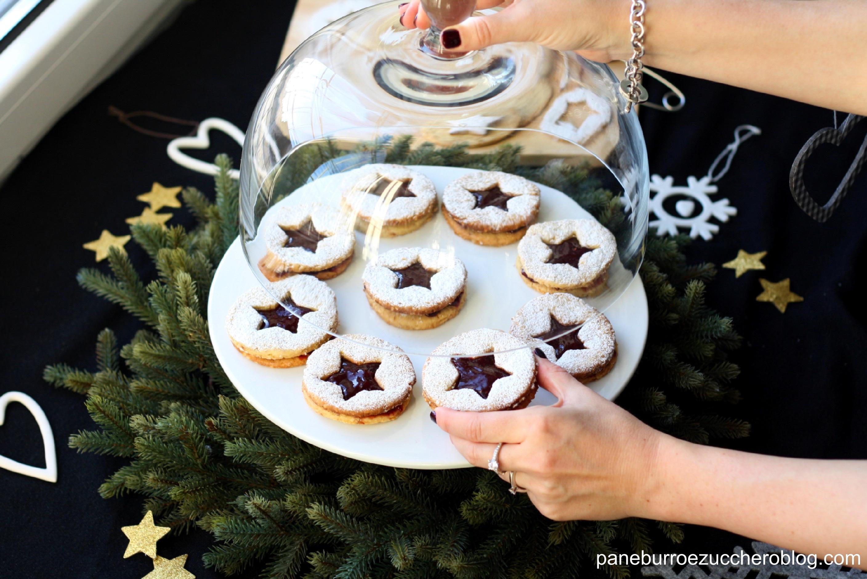 linzer cookies1